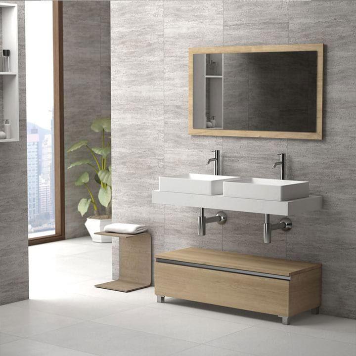 Meubles Design Pour Salle De Bain Moderne Par Caro